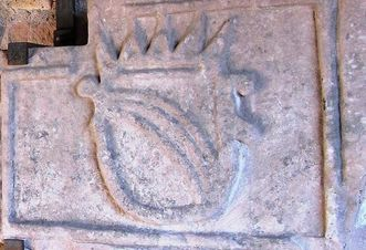 Steinernes Wappen