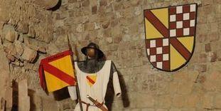 Detailansicht der Ausstellung im Gewölbekeller der Hochburg bei Emmendingen